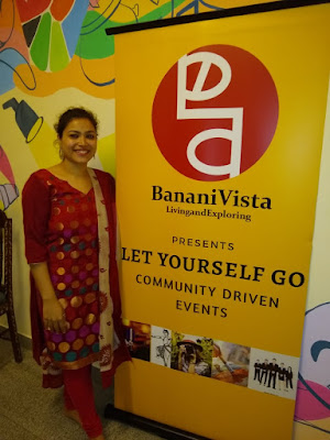 Banani Das Dhar, founder of the Bangalore based Media house, Banani Vista