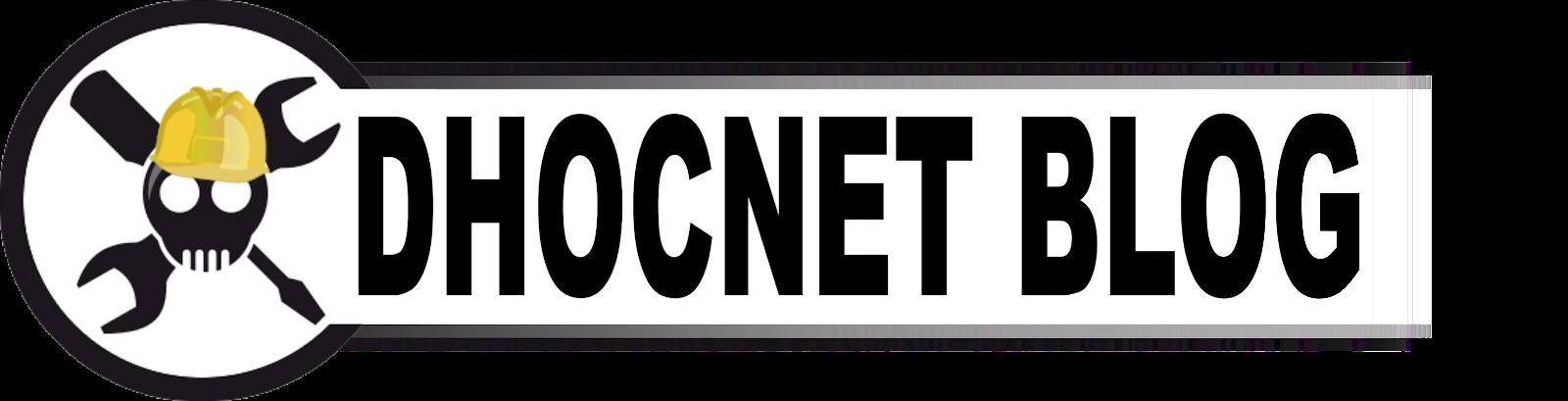 DHOCNET Blog