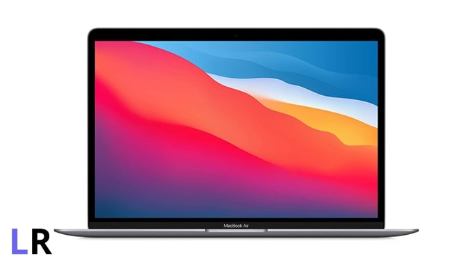 Apple MacBook Air M1 - Overall best laptop and king of laptops for smooth and fast android app development