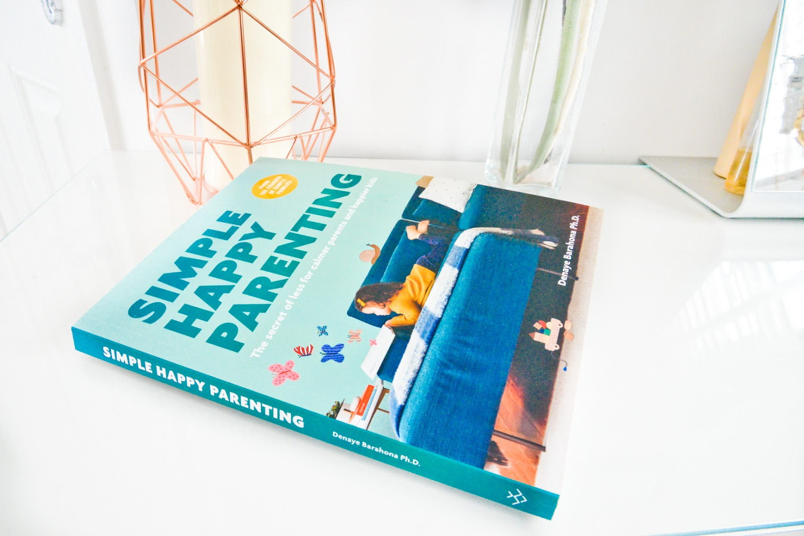 simple happy parenting, simple happy parenting book review, minimalism parenting book,