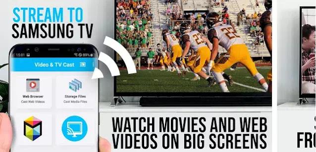 Aplikasi Untuk Menghubungkan Ponsel Android ke TV-1
