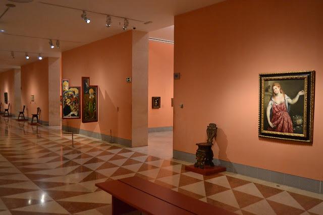 museus surpreendentes - Museu Thyssen-Bornemisza (Madri)