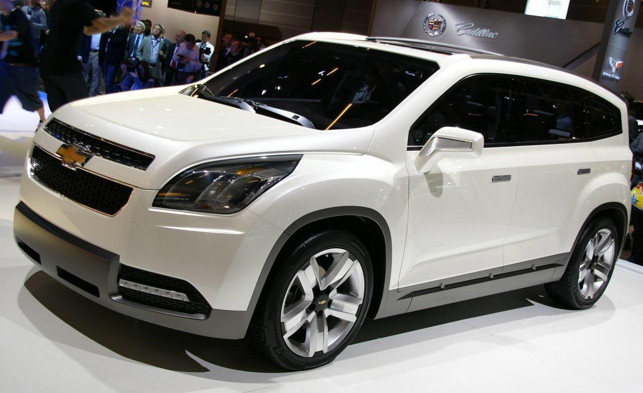 Harga dan Spesifikasi Chevrolet Orlando Maret 2018