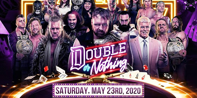 ≫ AEW Double Or Nothing En Vivo Online Español ◁