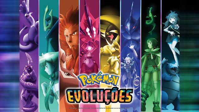 Primeiro episódio da nova série animada de Pokémon é lançado