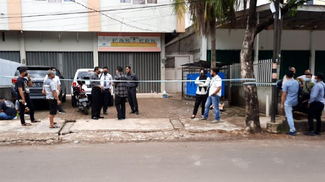 Ditangkap BNN, Oknum Wakil Rakyat Golkar Palembang Simpan Sabu di Laundry