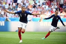 مشاهدة مباراة فرنسا وكرواتيا