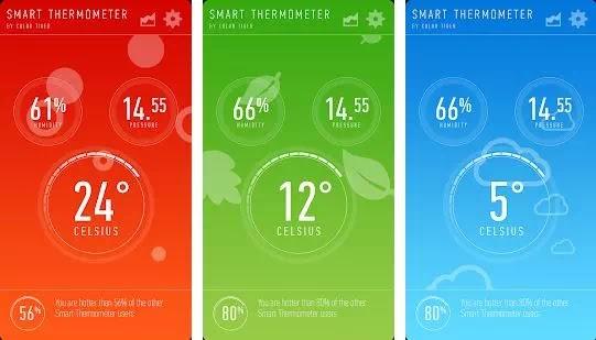 Aplikasi Pengukur Suhu Ruangan di Android-3