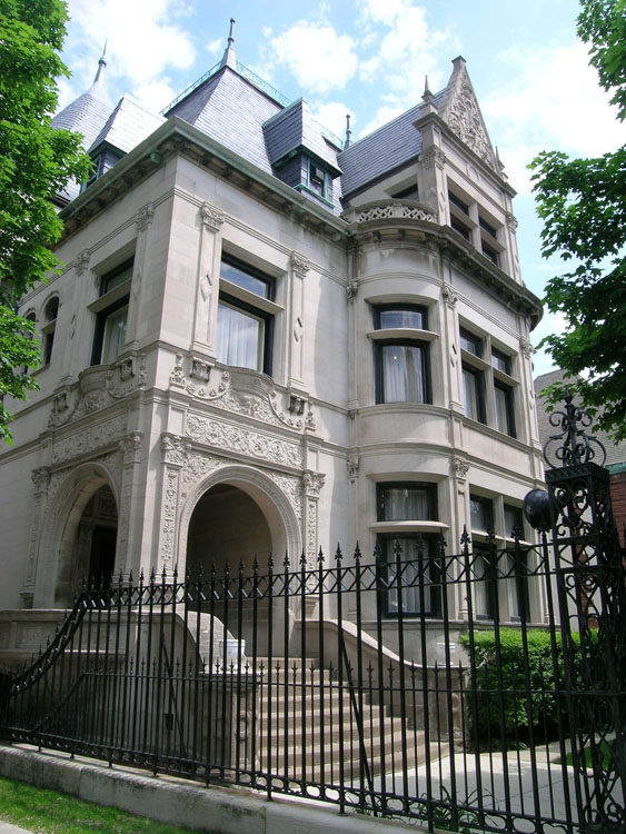 the story of a house the kimball house on chicago 39 s prairie avenue. Black Bedroom Furniture Sets. Home Design Ideas