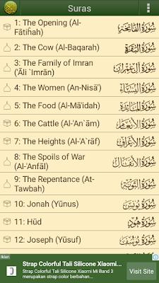 aplikasi alquran lite di ponsel bulan ramadhan