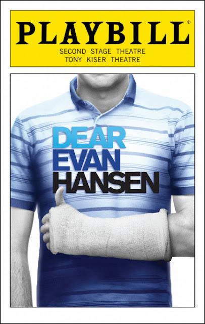 P E W T E R Amp P U D D L E S Dear Evan Hansen