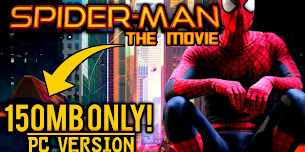 Download SPIDERMAN THE MOVIE Game HIGHLY COMPRESSED For PC in 150 MB Only!