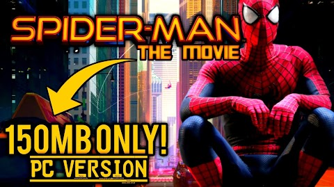 Download SPIDERMAN THE MOVIE Game HIGHLY COMPRESSED For PC in 150MB 2021