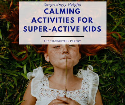 Calming techniques for Kids