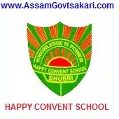 Happy Convent School Recruitment 2019