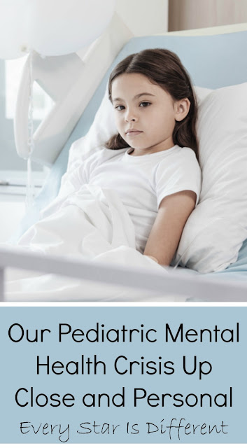 Our Pediatric Mental Health Crisis Up Close and Personal