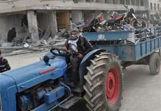 Syria Slams Ankara's Capture of Afrin