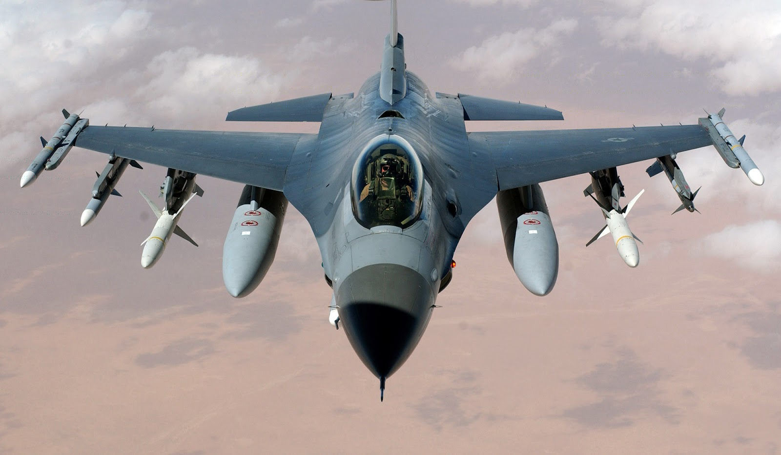 Taiwan Finalizes $62 Billion Purchase Of F-16s