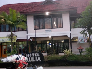 hotel aulia tanah grogot