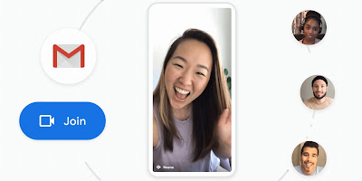 Google Meets tab Android