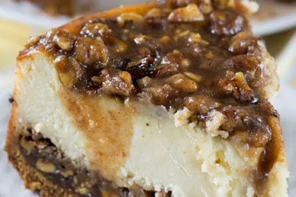 PECAN PIE CHEESECAKE RECIPE