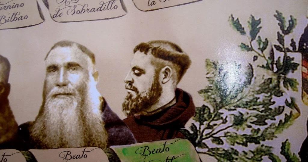 El padre Domitilo de Ayoó.