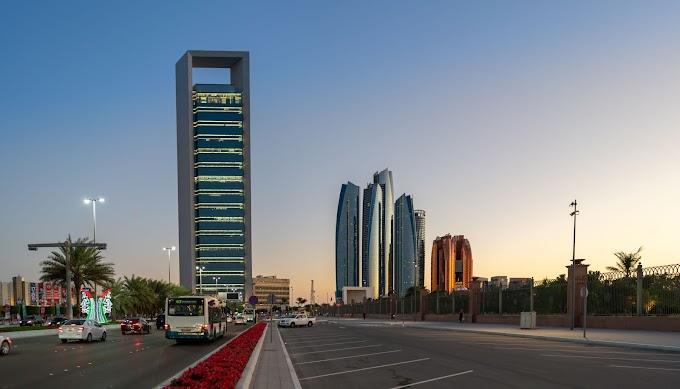 Abu Dhabi 4k Wallpaper
