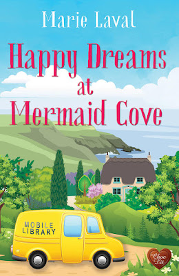 Happy Dreams at Mermaid Cove by Marie Laval book cover