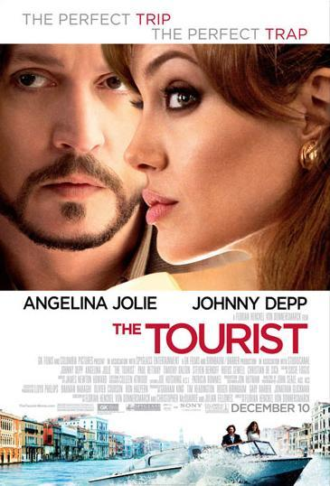 Download The Tourist (2010) Full Movie in Hindi Dual Audio BluRay 480p [400MB]