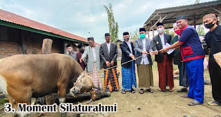 Moment Silaturahmi merupakan salah satu makna Idul Adha yang perlu diketahui
