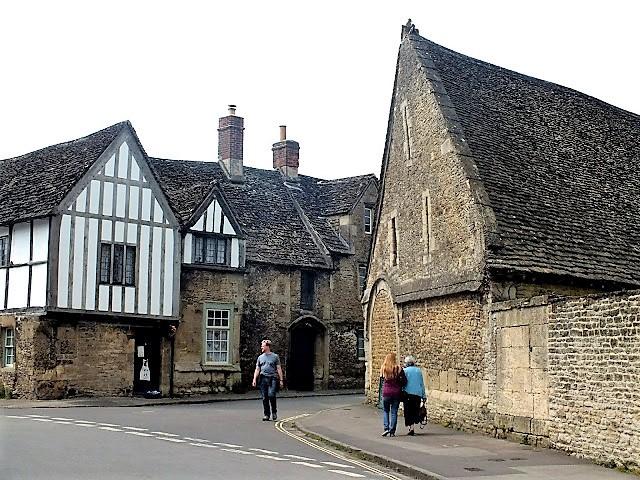 Lacock, ruta por los Cotswolds