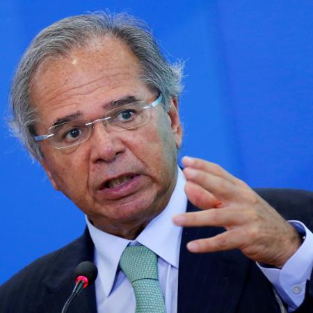 Economia está começando a colapsar, afirma Paulo Guedes