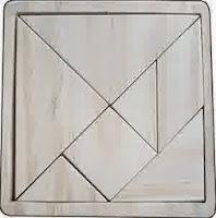 Mainan cerdas tangram