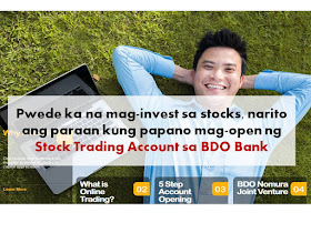 how to invest in stocks how to trade in stocks online BDO nomura account