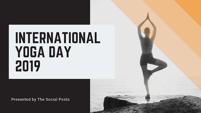 Theme of 2019 International Yoga Day