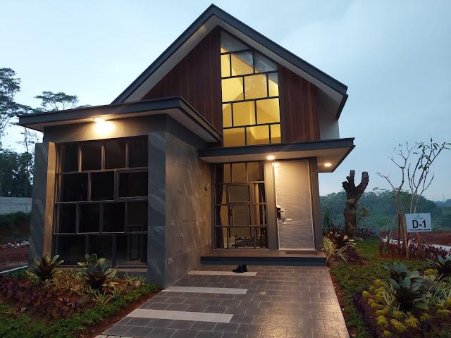Rumah Siap Huni Golden Cikeas