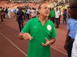Rohr happy with players promise, admits selection bother