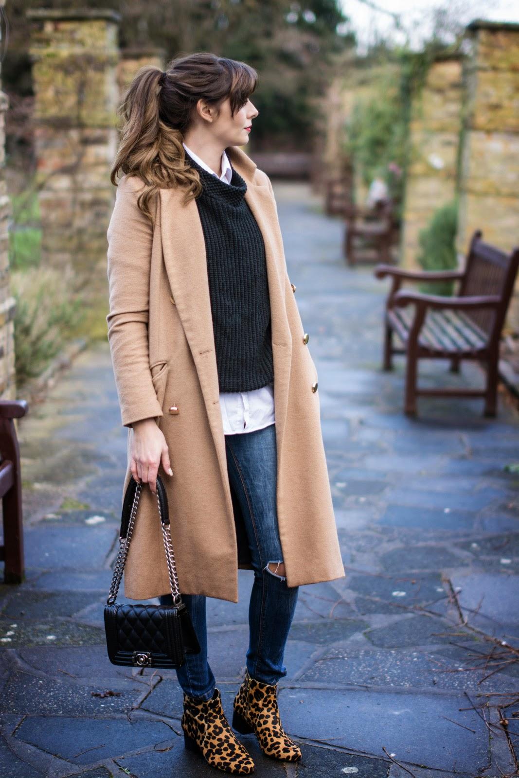 Quiero un abrigo camel. 4 propuestas irresistibles.