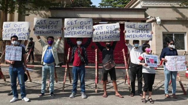 Bisakah Indonesia Gunakan Myanmar untuk Seimbangkan AS dan China?