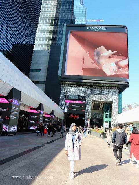 SM Town Seoul