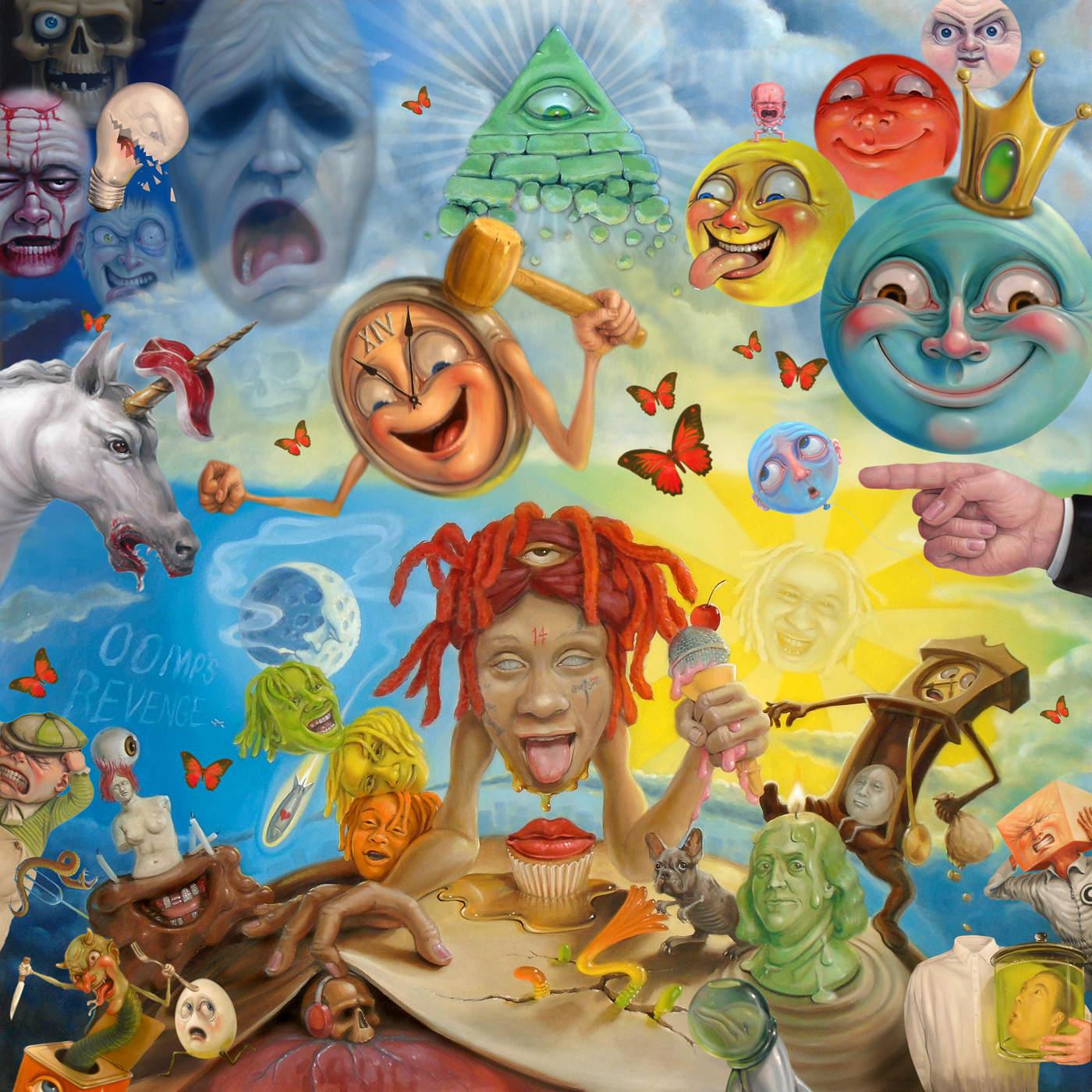 All Music by Trippie Redd