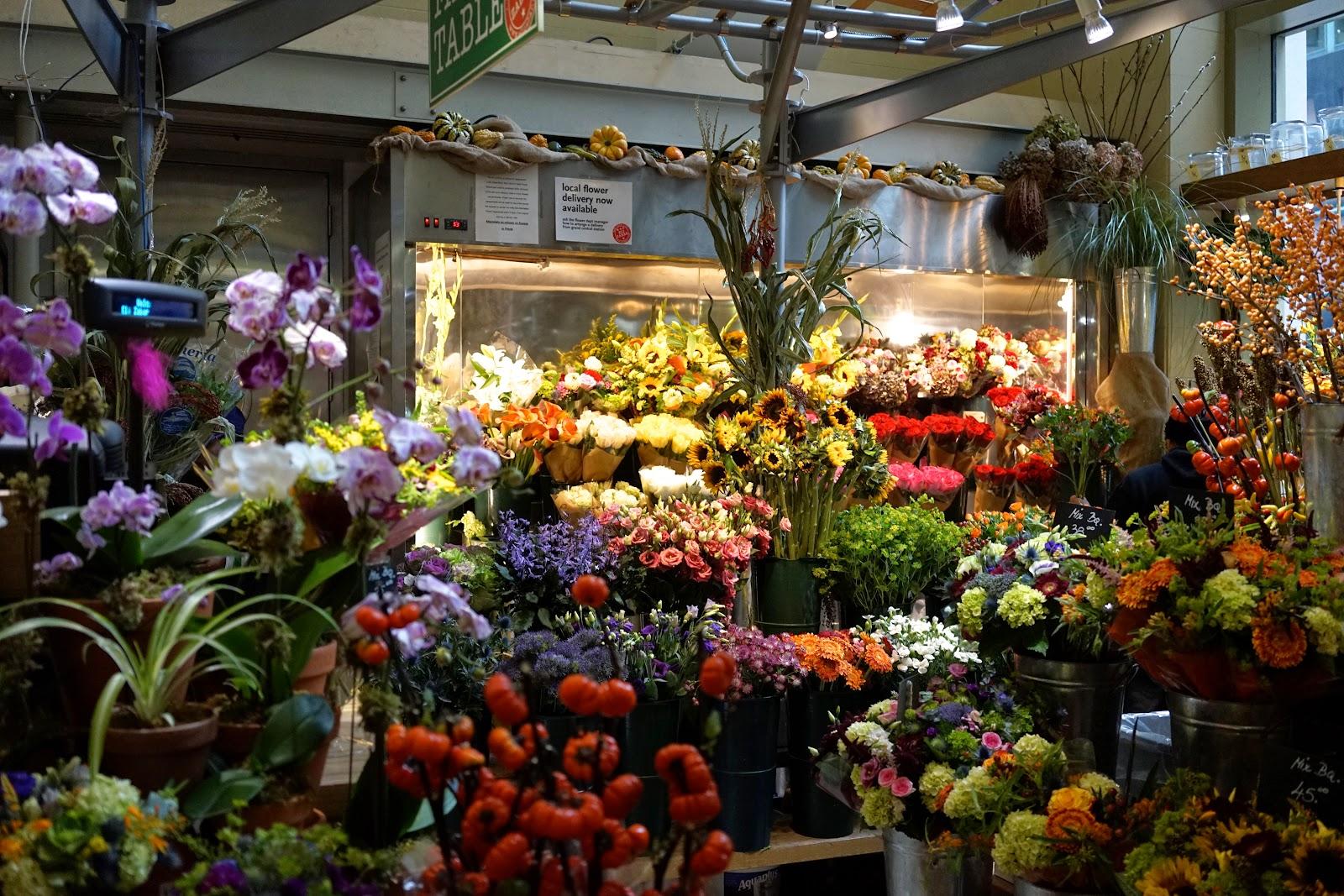 central station market