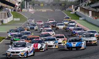 GT4 European Series 2020: Preliminary calendar, schdule dates confirmed.