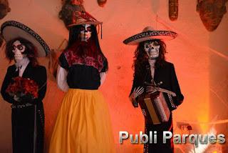 Halloween de Terra Natura Benidorm