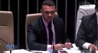 Confira requerimentos apresentados por Ramon Menezes do MDB. na CMG para próxima quinta-feira 18 em plenário