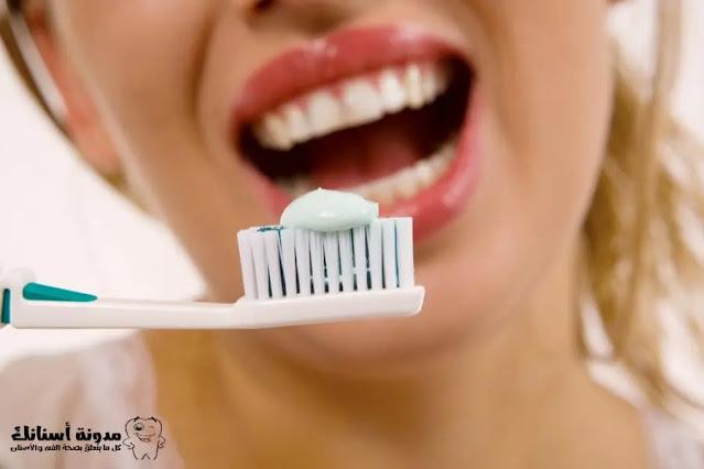 4عادات للحفاظ على صحة الأسنان.
