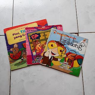 Buku bacaan anak
