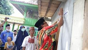 Pesisir Barat Dapat Bantuan Program Rumah Swadaya 515 Unit
