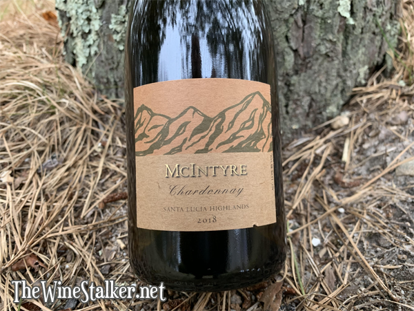 McIntyre Santa Lucia Highlands Chardonnay 2018