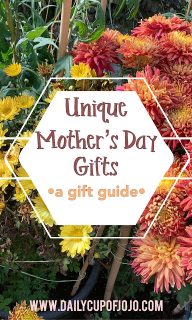 Unique Mothers Day Gifts For The Mom That Needs To Implement a Little More Self Care Into Her Life